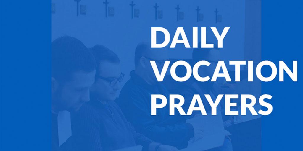 Vocation Prayers